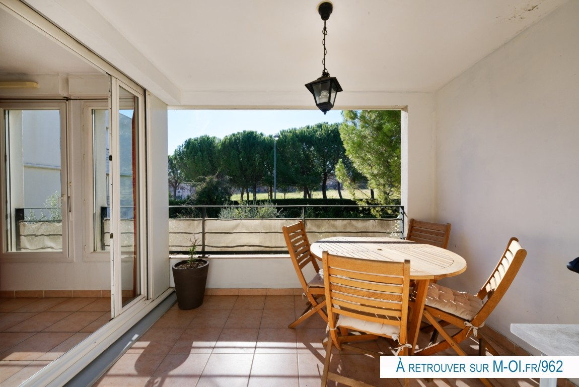 13090 - Aix-en-Provence - VENDU Appartement/T3 - 2 chambres- Terrasse- 2 places de parking privatives