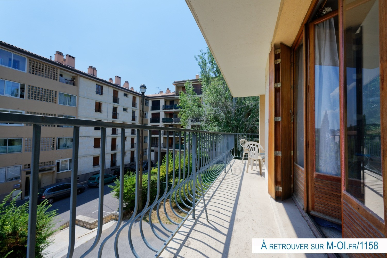 Aix-en-Provence - Appartement T3 - Terrasse - Parking