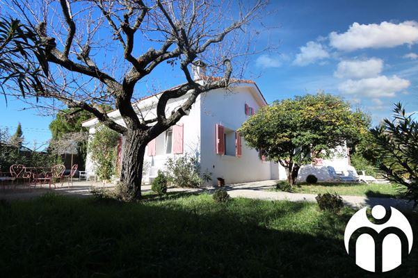 13100 - Maison Aix En Provence 6 pièces 180 m2 sur 650m2 de Jardin