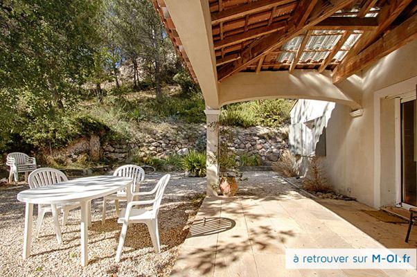 13590 - Meyreuil Maison T4 - 130 m2 sur 5000m2 de terrain au calme
